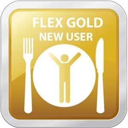 New Account Flex Gold $750