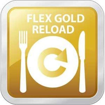 Reload Flex Gold $750